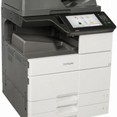 Multifunctionala Lexmark MX910DE, Monocrom, A3, 45 ppm, Retea, Fax