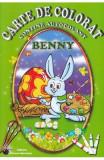 Carte de colorat - Benny