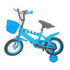 Bicicleta pentru copii cu roti de 12 inch - Bicicleta copii, 8 inch, Numar viteze: 1