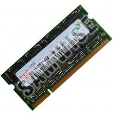 Memorie 2GB HYNIX DDR2 667MHz SODIMM - Memorie RAM laptop