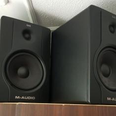 Boxe de studio M-Audio BX8, M-audio