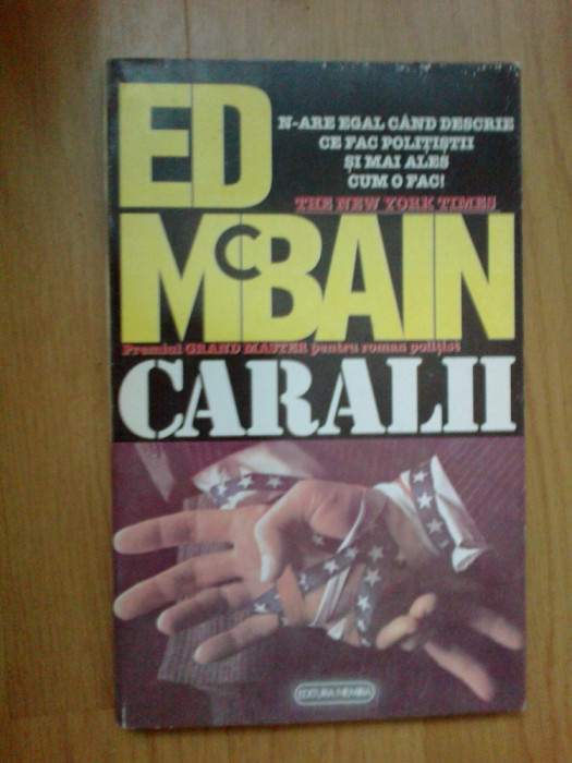 w1 Caralii - Ed Mcbain foto mare