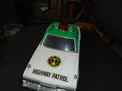 bnk jc China - ME 075 - Highway Patrol - functionala insa cu defecte foto