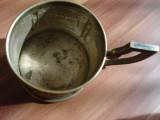 Cana  alpaca  argintata