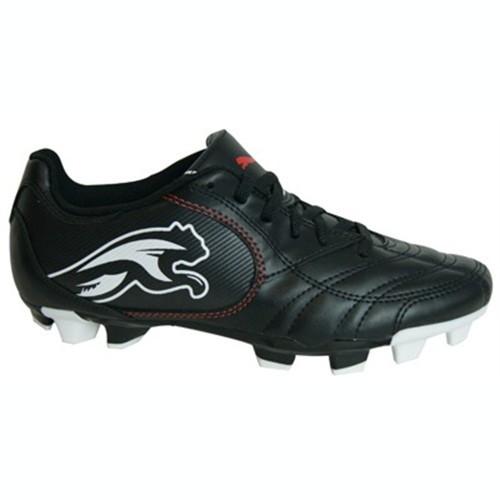 Ghete Fotbal Puma Boca I FG Blackwhite Red 10251801