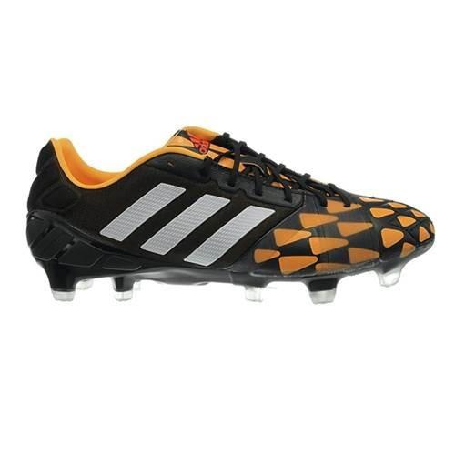 Ghete Fotbal Adidas Nitrocharge 10 FG M18429 foto mare