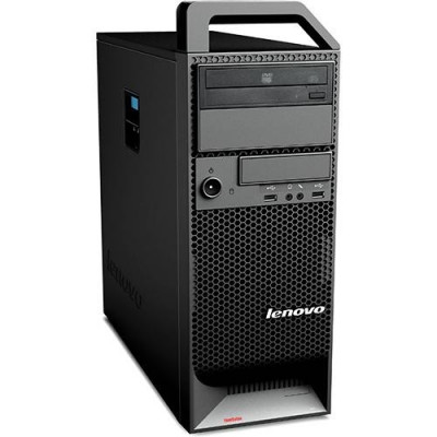 Workstation Refurbished Lenovo ThinkStation S20 Tower, Intel Core i7-920, Intel? Turbo Boost Technology, 8GB Ram DDR3, Hard Disk 500GB S-ATA, DVDRW, foto