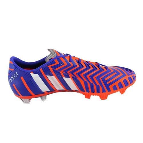 Ghete Fotbal Adidas Predator Instinct FG B35452 foto mare