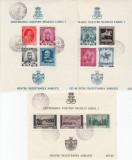 ROMANIA 1939/40 LP 133 PENTRU INZESTAREA  ARMATEI  STAMPILA CAROL II CONSTITUTIA, Stampilat