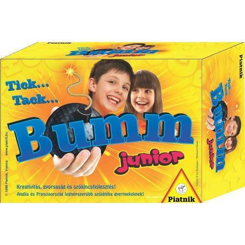 Joc Tic TacBumm Junior