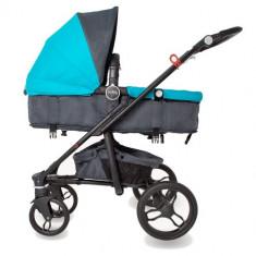 Carucior Transformabil 2in1 Arrow Switch Albastru - Carucior copii 2 in 1 DHS Baby