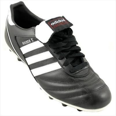 Ghete Fotbal Adidas Kaiser 5 Liga 033201 foto