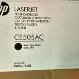Cartus HP CE505A nou, original, sigilat