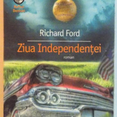 ZIUA INDEPENDENTEI de RICHARD FORD, 2009