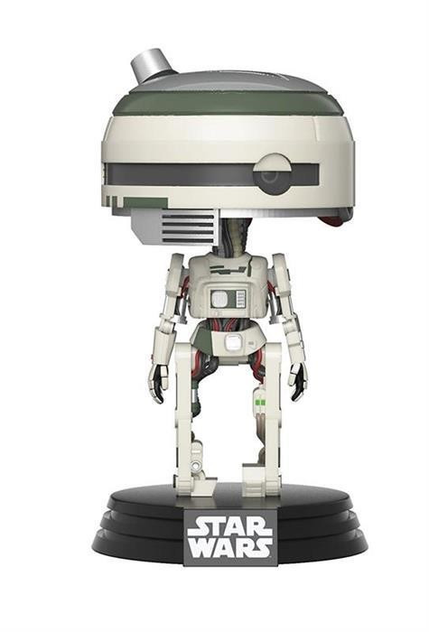 Figurina Pop! Star Wars L3-37 Vinyl Bobble Head foto mare