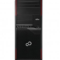 Calculator Fujitsu Celsius W410 Tower, Intel Core i5 Gen 2 2400 3.1 GHz, 2 GB DDR3, 500 GB HDD SATA DVDRW