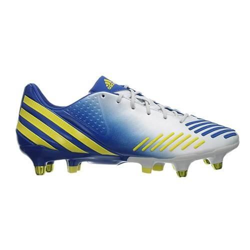 Ghete Fotbal Adidas Predator LZ Xtrx SG G64949 foto mare