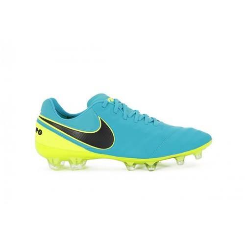 Ghete Fotbal Nike Tiempo Legend FG 819177307 foto mare