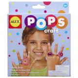 Pops Craft 5 Inele Alextoys (Ax1197-5), Alex Toys