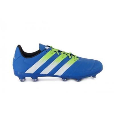 Ghete Fotbal Adidas Ace 162 FG AG Lea AF5136 foto