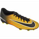 Ghete Fotbal Nike Mercurial Vortex Iii FG M 831969801, 44, 44.5, 45, 45.5, Negru, Barbati