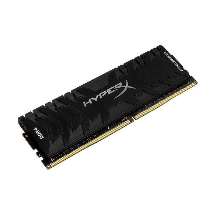 Memorie Kingston HyperX Predator Black 8GB DDR4 2666 MHz CL13 foto mare
