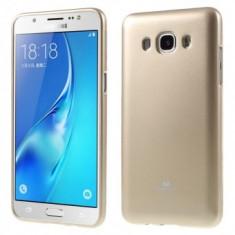 Husa Jelly Case Mercury Samsung Galaxy J5 (2016) GOLD