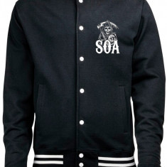 Geaca varsity Sons Of Anarchy: Classic