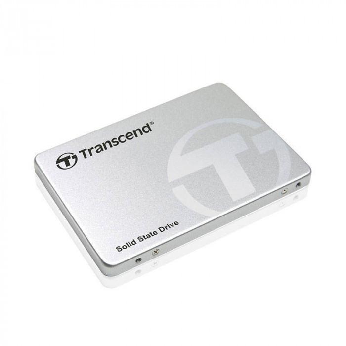 SSD Transcend 220 Premium Series 480GB SATA-III 2.5 inch Aluminium foto mare