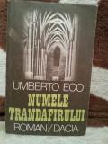 NUMELE TRANDAFIRULUI-UMBERTO ECO