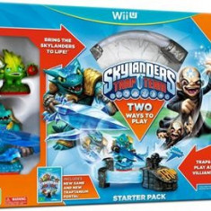 Skylanders Trap Team Starter Pack Nintendo Wii U - Jocuri WII U