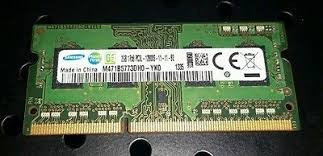 Memorie laptop DDR3 4GB PC3L SAMSUNG  1RX8 PC3L-12800S-11-11-B2, noi foto