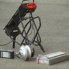 Kit bicicleta electrica TranzX - Li-ion 36v - Piesa bicicleta