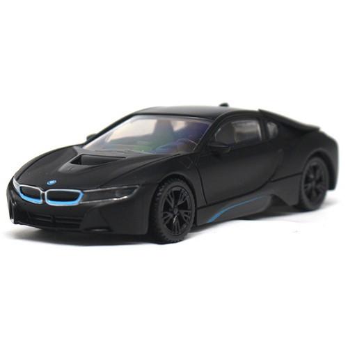 Masinuta BMW I8 Hybrid 2015, Scara 1:43 Negru