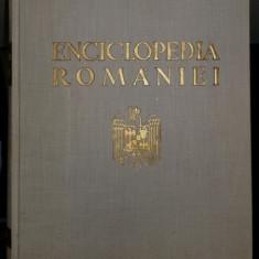 Enciclopedia României, vol I - IV, Bucureşti