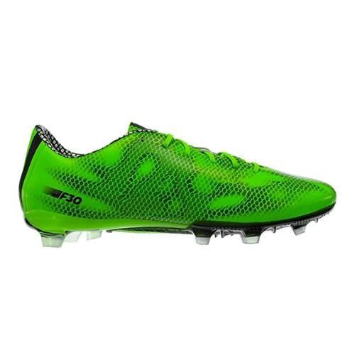 Ghete Fotbal Adidas F30 FG B34855 foto mare