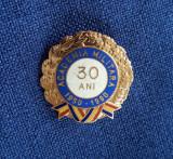 Insigna Academia militara - 1950 - 1980