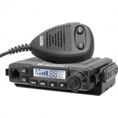 Aproape nou: Statie radio CB CRT MILLENIUM, 12V, RF Gain, ASQ, Scan, S-metru, AM-FM