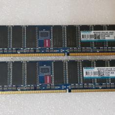 Memorie DDR-400 1GB Kingmax MPXD42F-D8HT4B HNAS - poze reale - Memorie RAM Kingmax, 400 mhz