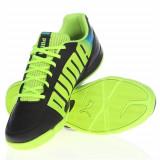 Ghete Fotbal Puma Evo Speed 10289401, 36, 37, 37.5, 38, Verde, Copii