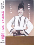 Caseta audio: Liviu Vasilica - Liviu Vasilica ( Electrecord - STC 00587 )