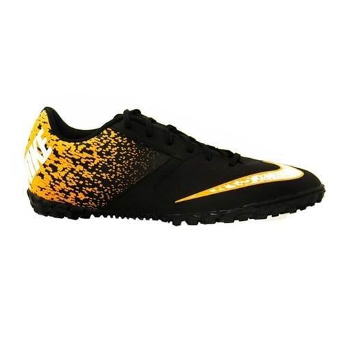 Ghete Fotbal Nike Bombax TF JR Turf 826488002 foto mare