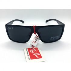 Ochelari De Soare Ray Ban Justin Polarizati 3, Culoare lentila: Negru, Material rama: Plastic, Unisex, Polarizare