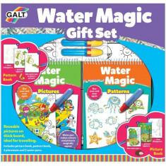 Water Magic Set Carti de Colorat
