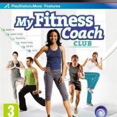 My Fitness Coach Club (Move) Ps3 - Jocuri PS3 Ubisoft