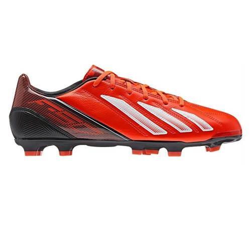 Ghete Fotbal Adidas F30 Trx FG Lea Q33899 foto mare