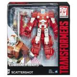 Jucarie Transformers Generations Combiner Wars Voyager Class Scattershot, Hasbro