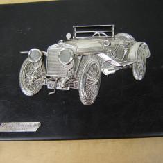 Tablou in relief cu masina de colectie