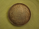 250 lei 1941 - Nihil Sine Deo - 4, Argint