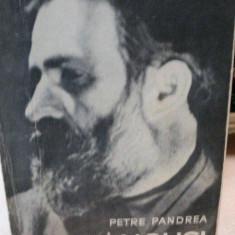 BRANCUSI, AMINTIRI SI EXEGEZE de PETRE PANDREA, 1967 - Carte Istoria artei